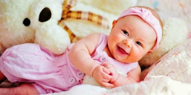 Foto Anak Bayi Terlucu