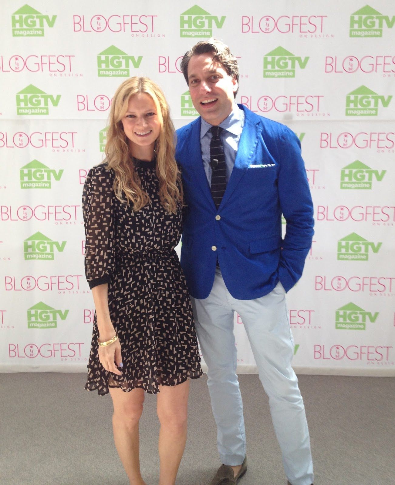 me u0026 the super talented u0026 rip roaringly funny thom filicia you might remember my dress from here one of my all time favorite things in life is hearing