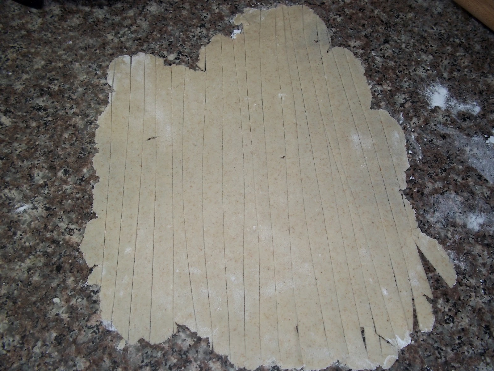 how to stop gluten free pasta sticking together