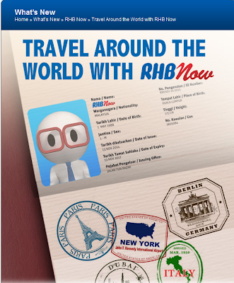 RHB Travel Around The World