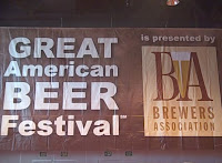 Great American Beer Festival Banner