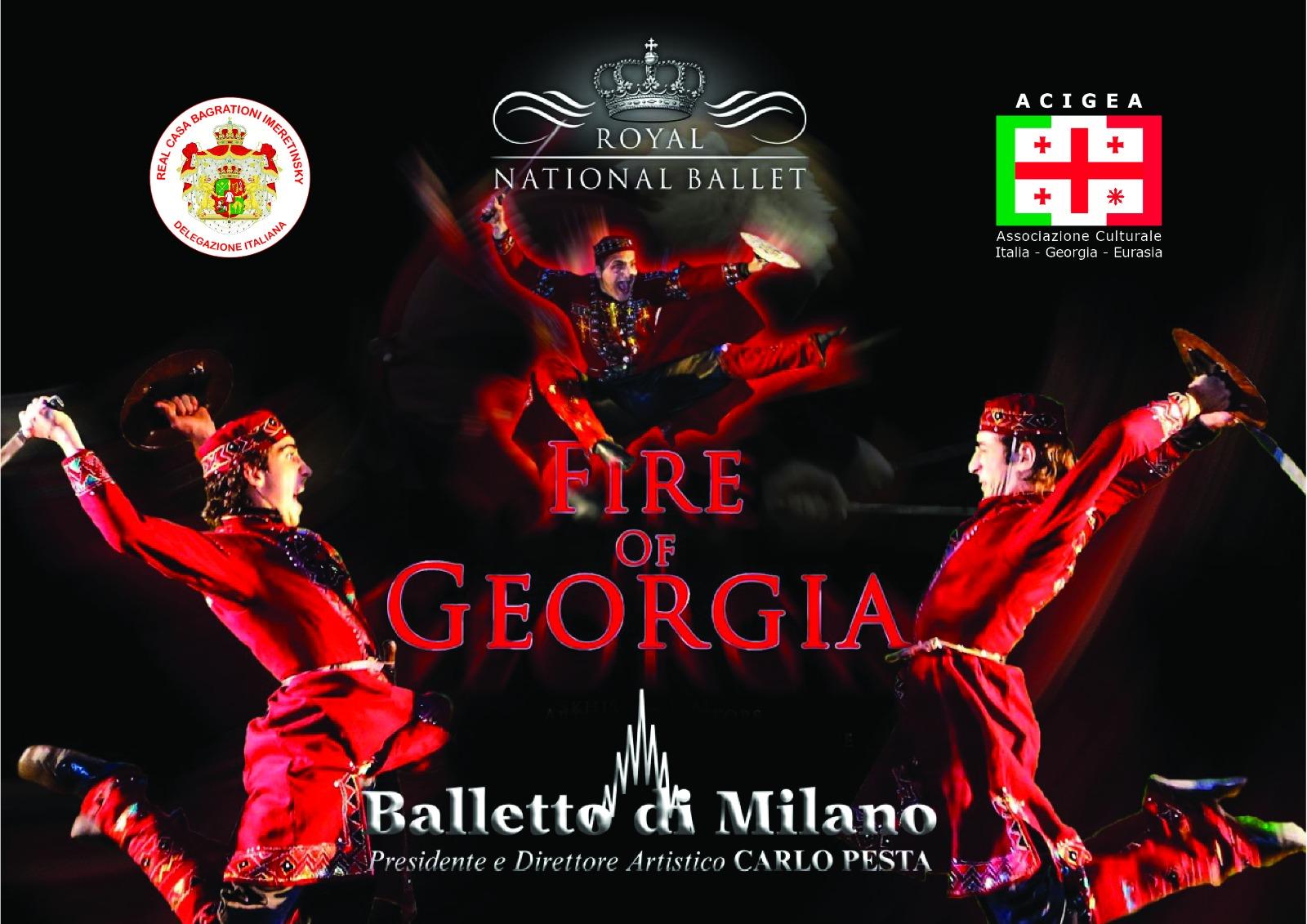 Royal National Ballet of Georgia