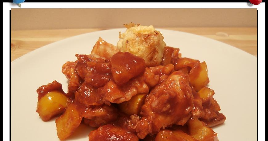 Pollo in agrodolce con ananas imparare l 39 arte della - Imparare l arte della cucina francese ...