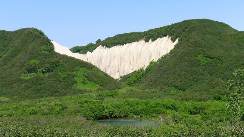 Kutkhiny Baty, A Beautiful Valley of Kamchatka Krai, Russia