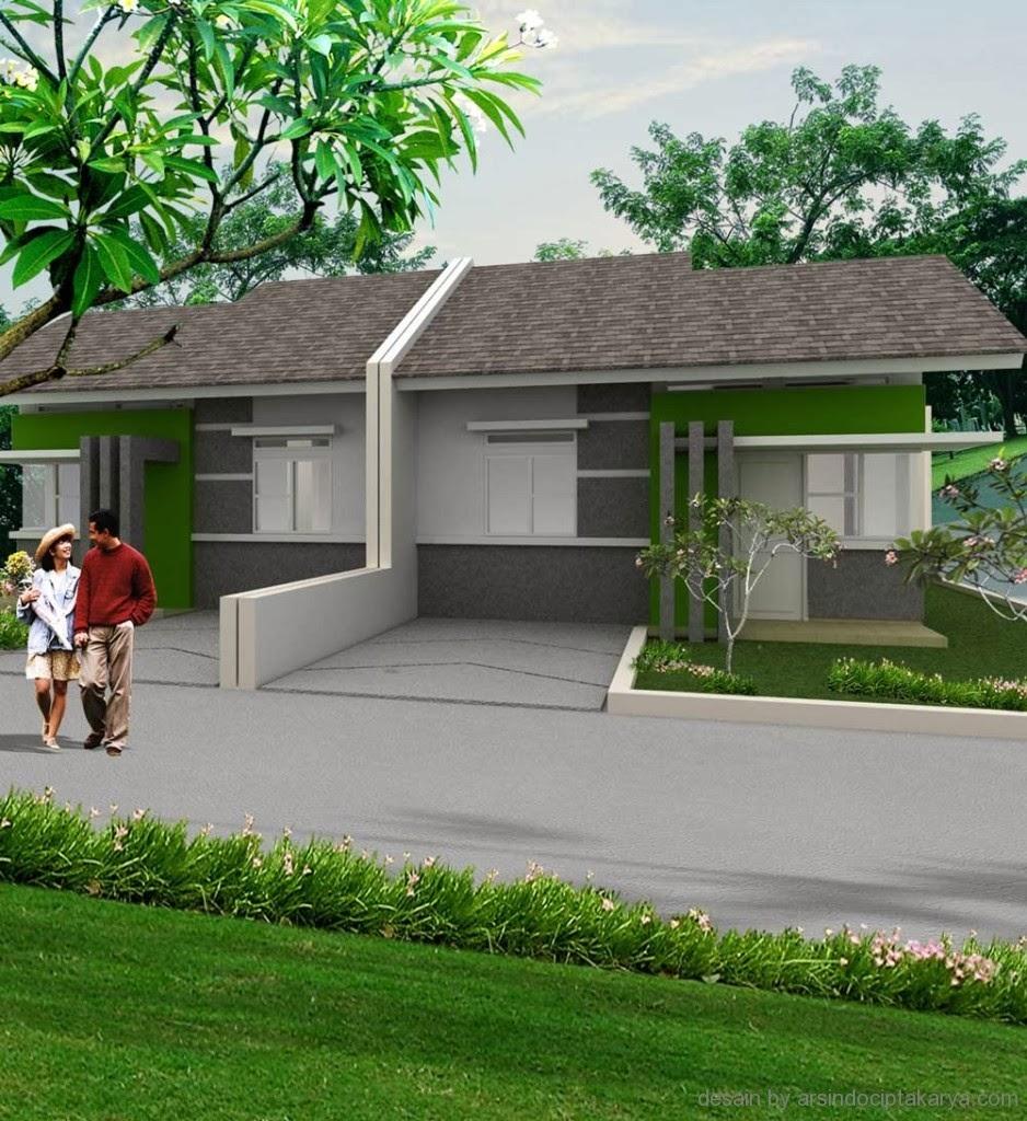 Model Rumah Minimalis Modern Sederhana