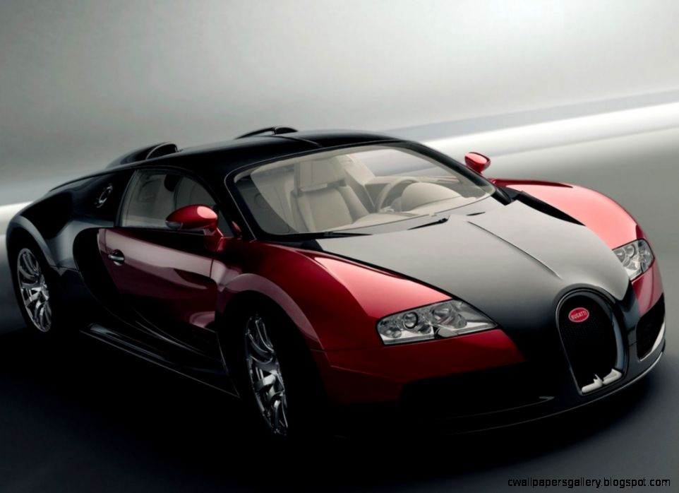 The Most Expensive Car Bugatti Veyron