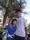 Me & David. =D