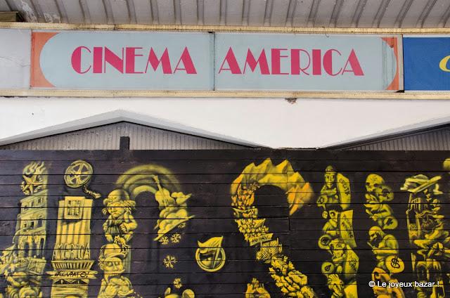 Rome - Trastevere - cinema America