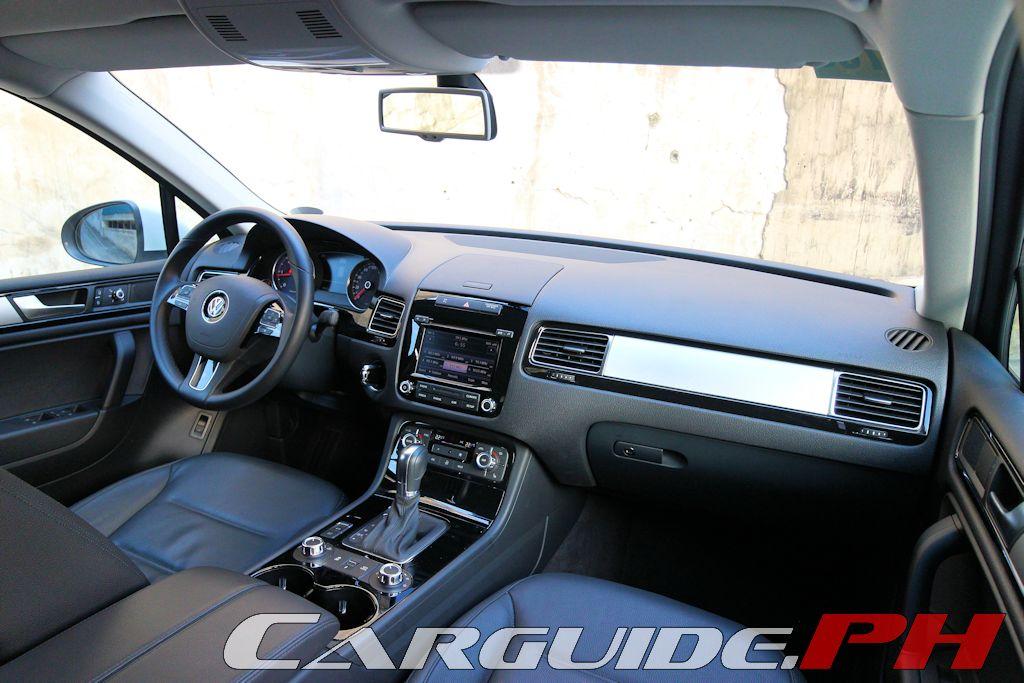 2015 Volkswagen Touareg Tdi Lux