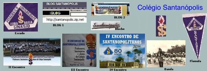 Símbolos do Santanópolis