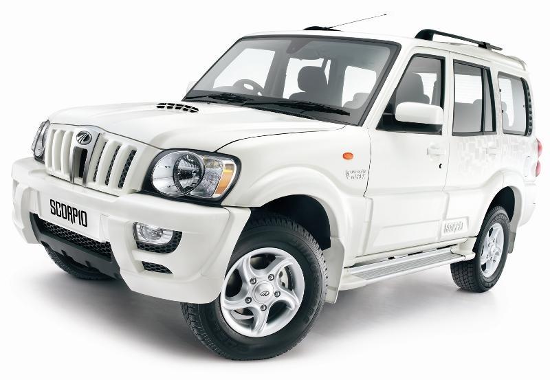 Images Of Scorpio Car
