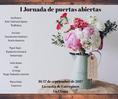 La Eliana 16 y 17 septiembre