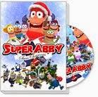 super abby saves christmas