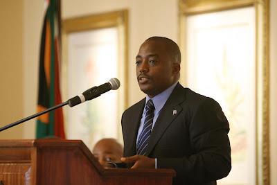 Presidente Joseph Kabila anuncia recandidatura nas eleições de novembro na RD Congo