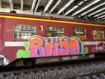 graffiti ruido