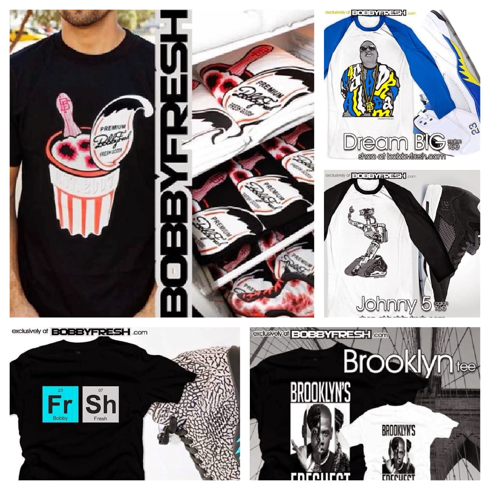 BOBBY FRESH CLOTHING