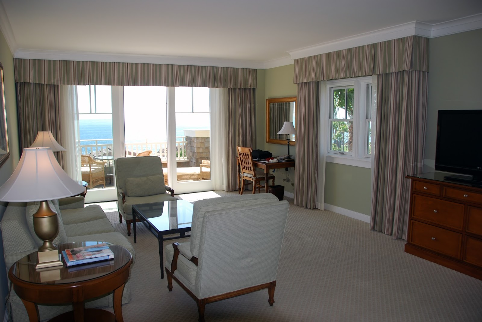 """the montage laguna beach -- """"the"""" place to get away from it all in, Wohnzimmer dekoo"""