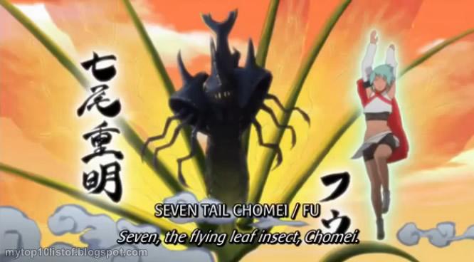Chomei (Seven-Tails also Nanabi) / Fu