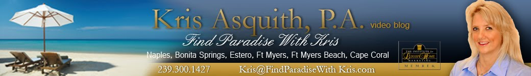 Kris Asquith - Naples, Bonita Springs, Estero, Ft Myers & Ft. Myers Beach Realtor