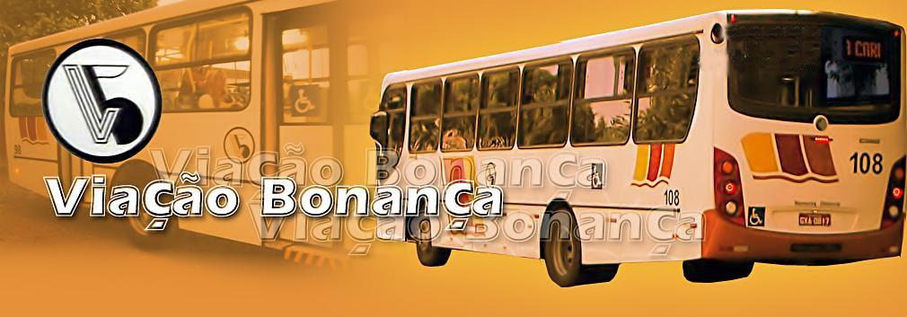 Viação Bonança Cataguases-MG- Página Oficial