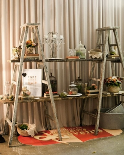 the wooden trunk inspiration wood ladders