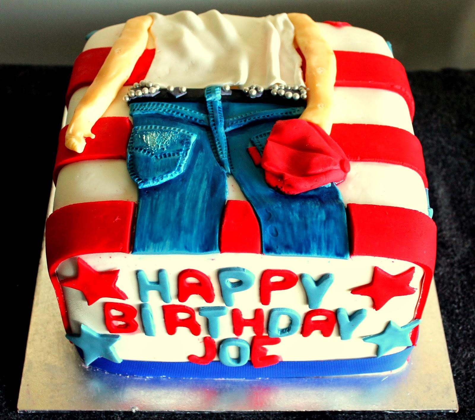 Parramatta Yankee Born In The Birthday Cake