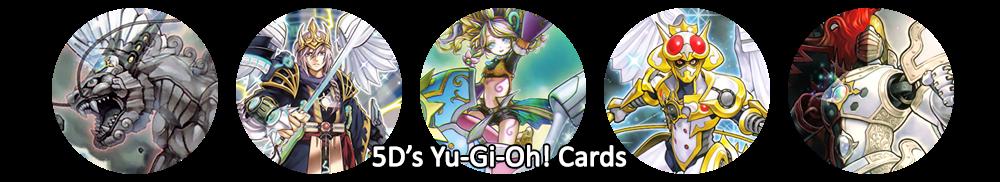 5D's Yu-Gi-Oh! Cards - Vá para nosso novo blog!