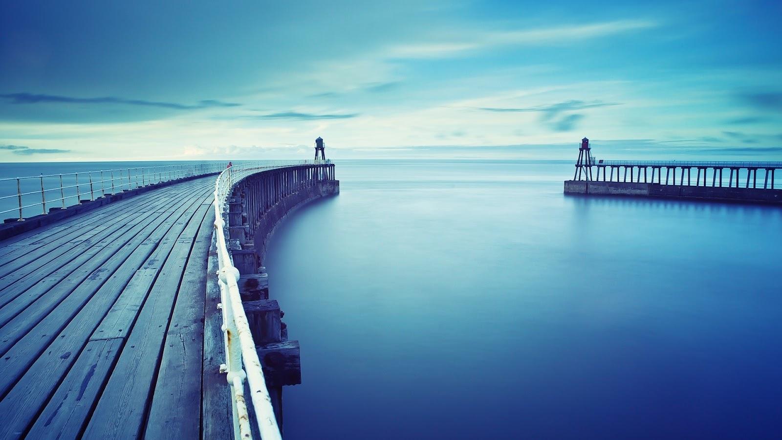 Blue Docks