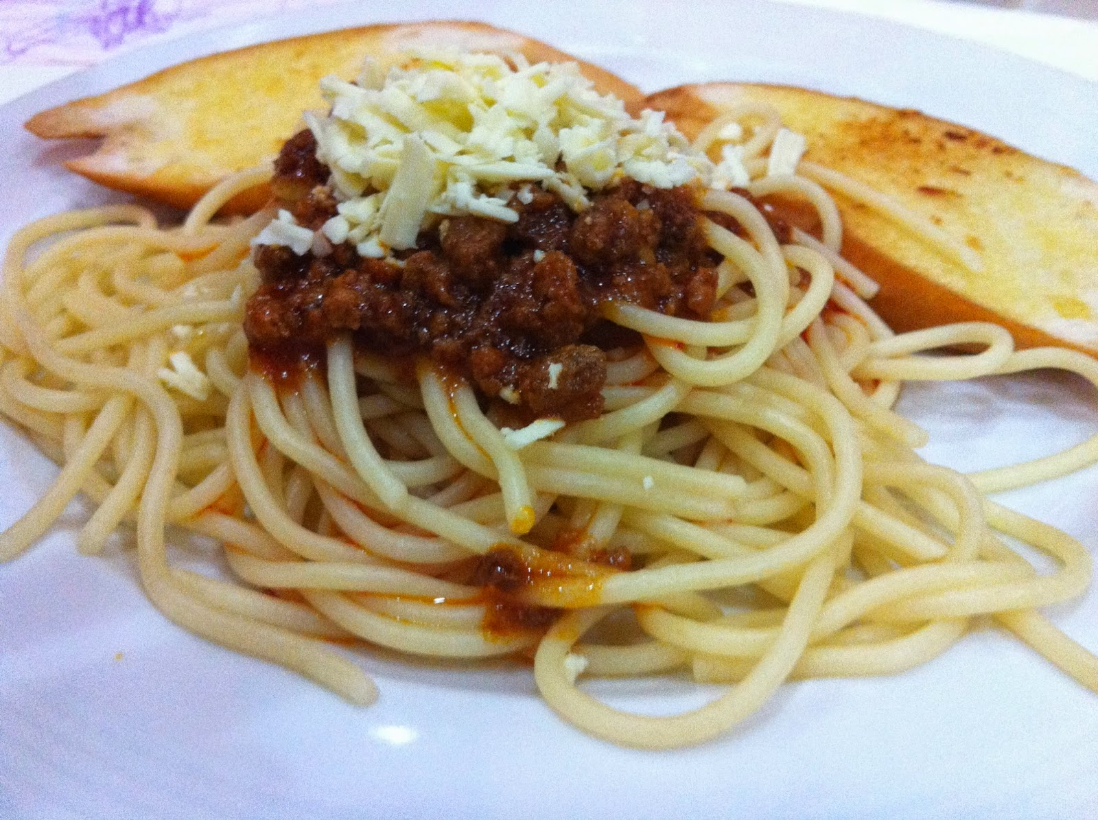 Sunny momville may 2014 pancake house spaghetti with meat sauce regular p175 ccuart Gallery