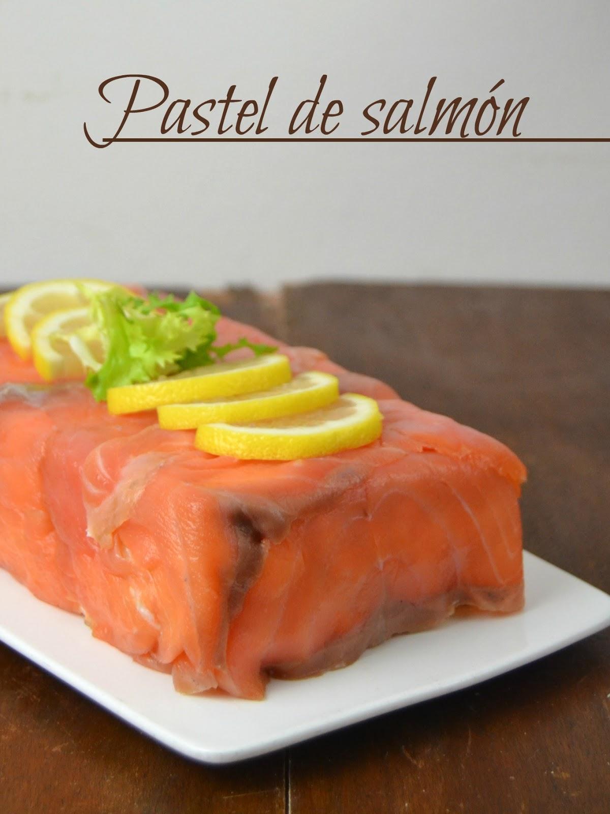 Pastel de salm n f cil con pan de molde cuuking for Videos de cocina facil