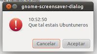 Leer mensaje en Ubuntu