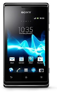Phone Android Sony Xperia E C1604 Dual-SIM Unlocked Review