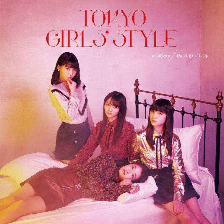 [Single] 東京女子流 predawn / Don't give it up (2017.03.01/MP3/RAR)