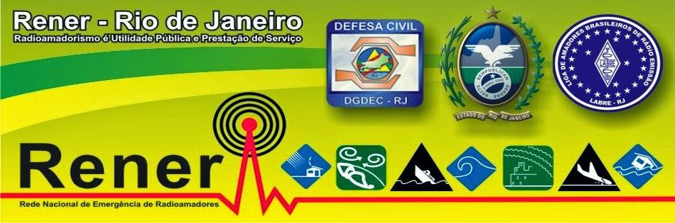RENER RJ - Rede Nacional de Emergência de Radioamadores