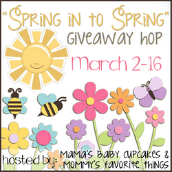 Spring Giveaway Hop March 2-16