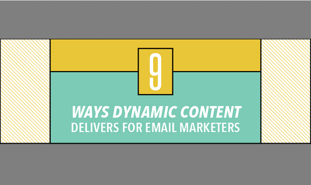 9 ways dynamic content delivers for email marketers