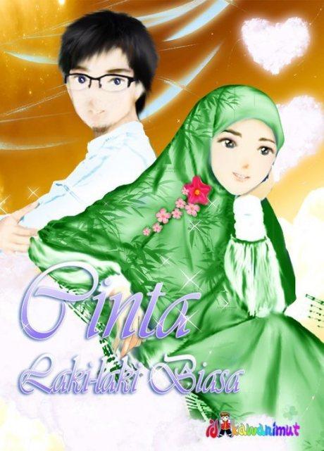 KARTUN ISLAM ROMANTIS BY MIMPI JADI NYATA