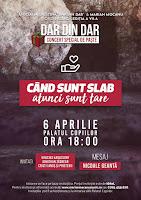 """Concert caritabil """"Dar din Dar"""""""
