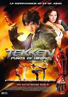 Tekken – online 2010