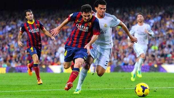 REPETICION FC BARCELONA VS REAL MADRID, Goles, Resultados, Estadisticas, Online