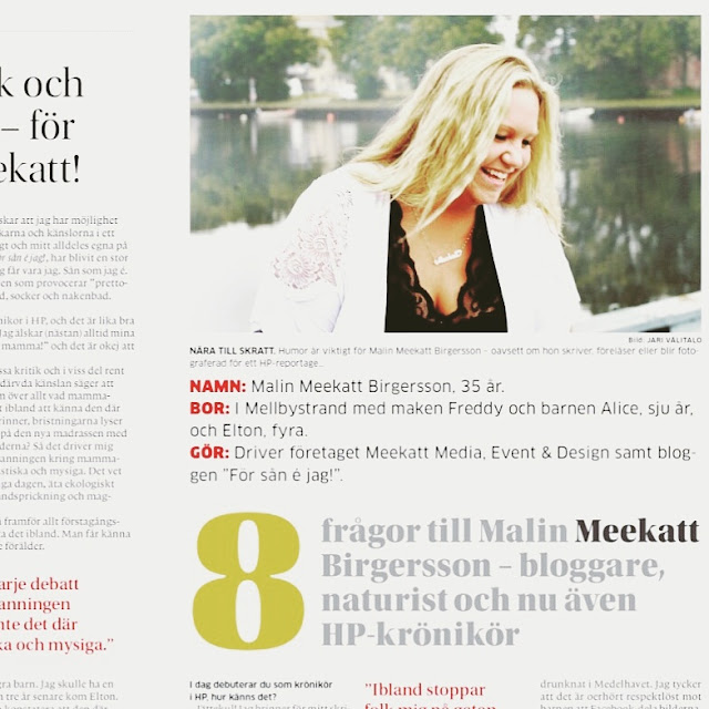 http://hallandsposten.se/folkfamilj/1.4277911-8-fragor-till-malin-meekatt-birgersson-bloggare-naturist-och-nu-aven-hp-kronikor