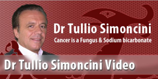 Dr. Simoncini decubre la cura del cancer a base de bicarbonato de sodio