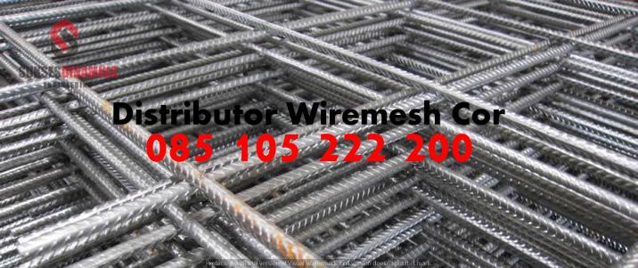 Distributor Besi Wiremesh Roll Kirim ke Jombang Jawa Timur