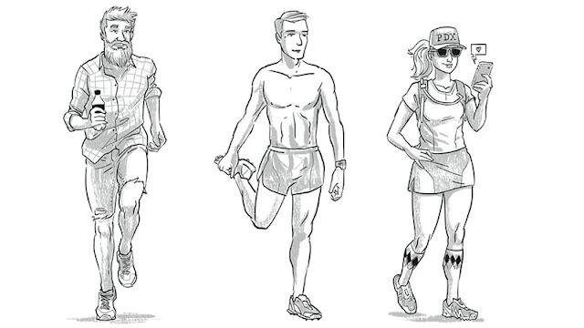 Trail Running Fashion
