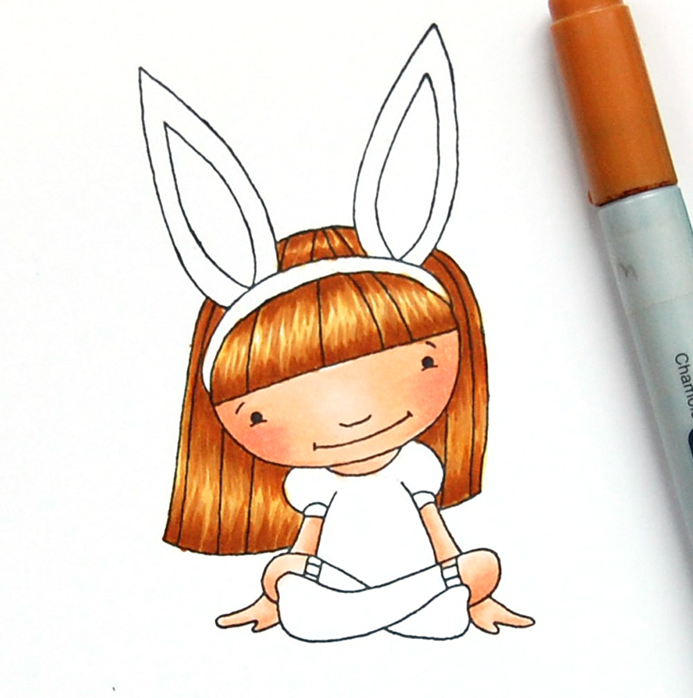 MFT Academy – Coloring Hair with Copic Markers |