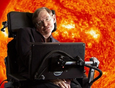Stephen Hawking Black Holes and Baby Universes