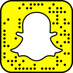 Scan to add me on Snapchat!