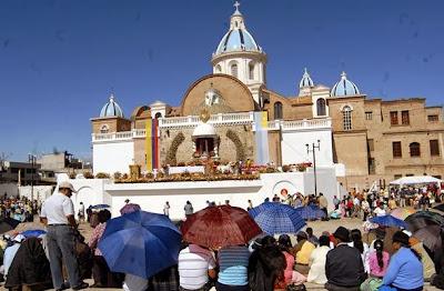 Turismo en Ecuador Ruta La Virgen del Quinche