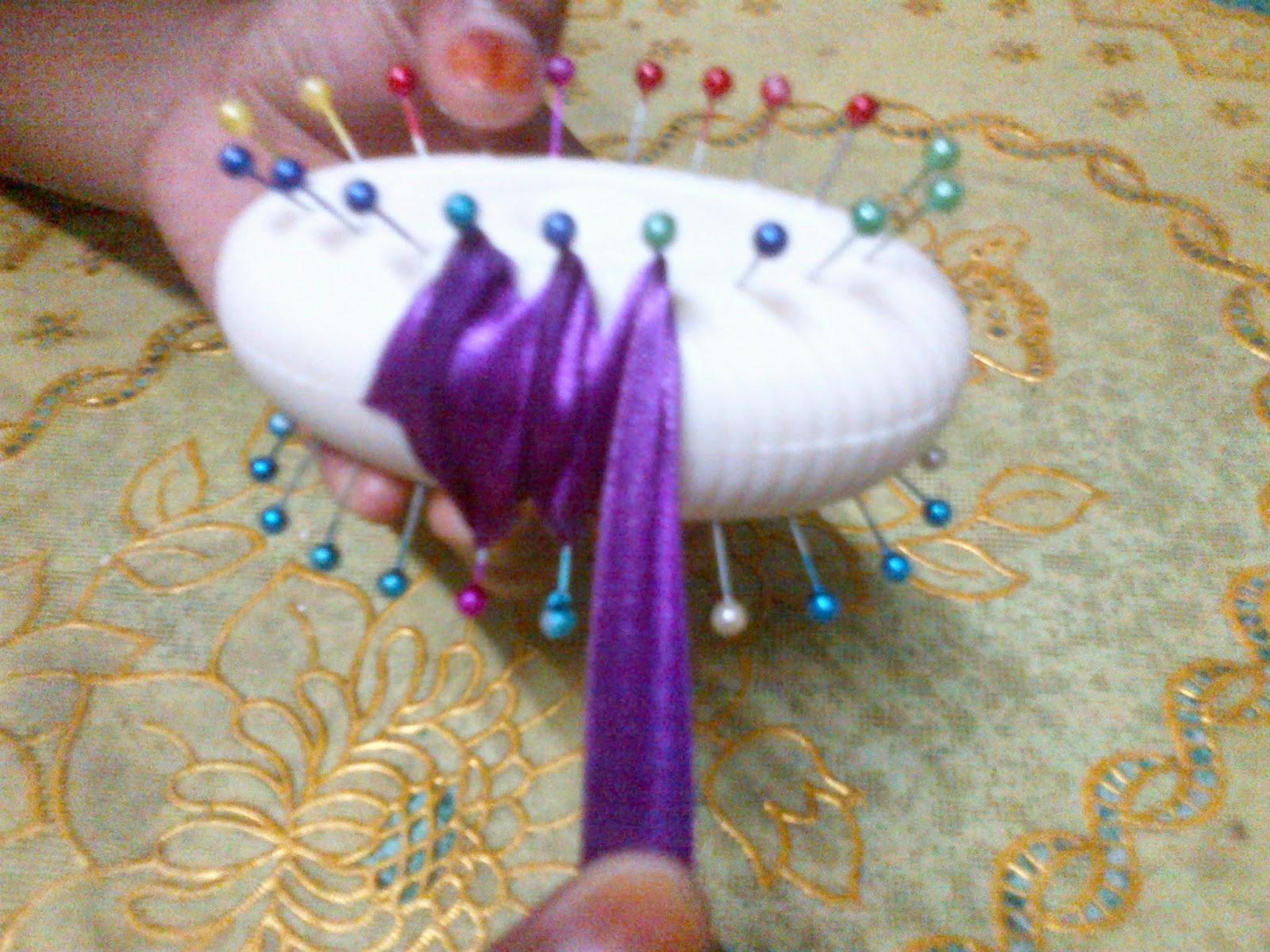 Kerajinan Tangan Keranjang Bunga Dari Sabun Mandi Harmoni