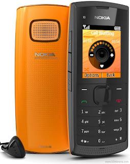 Nokia X1-00 dual sim